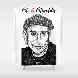 Fito y Fitipaldis Shower Curtain