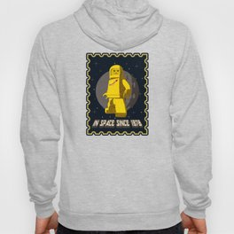 In space since 1978 Yellow Hoody