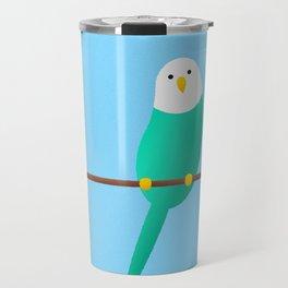 Budgie friend Travel Mug