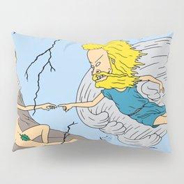 Beavis and Butthead GOD Pillow Sham