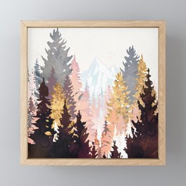 Wine Forest Framed Mini Art Print