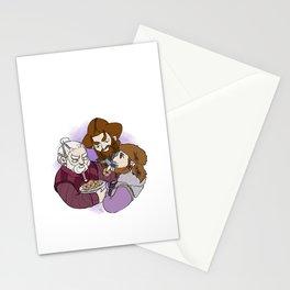 Dori, Nori and Ori  Stationery Cards