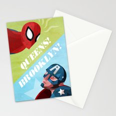 QUEENS! BROOKLYN! Stationery Cards