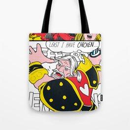 Leeeeee-ROY Lichtenstein!!! Tote Bag