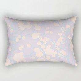 Golden Wattle in Neutrals Rectangular Pillow