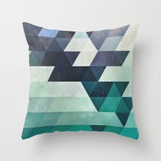 aqww hyx Throw Pillow