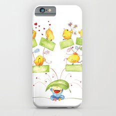 Baby family tree iPhone 6s Slim Case