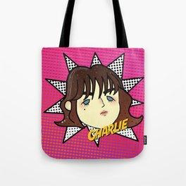 Pop Charlie Tote Bag