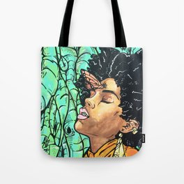 Tangled In The Great Escape Tote Bag