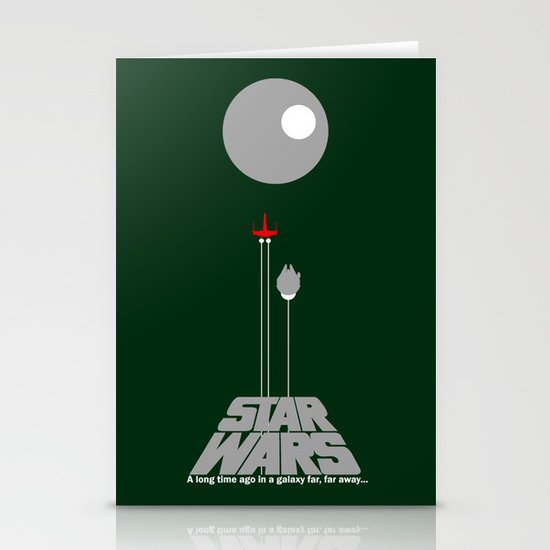 A New Hope IV Stationery Cards
