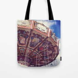 Merry - Go - Round Tote Bag