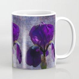 Captivating Iris Coffee Mug