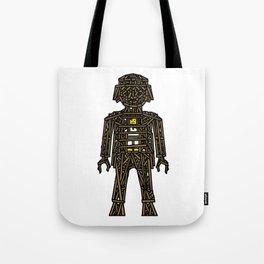 The Playmobil Wicker Man Tote Bag