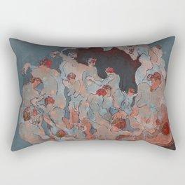 Fun, Fashion, and Feet Rectangular Pillow
