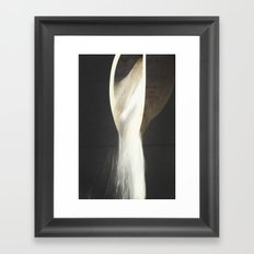 Fluidity Framed Art Print