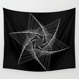 Chaos Star Wall Tapestry