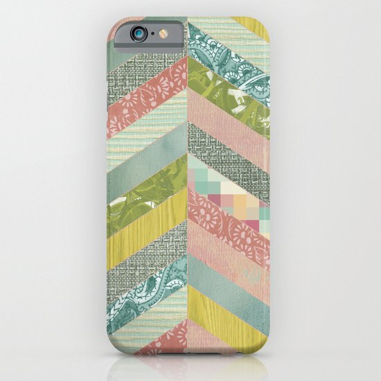 Chevron Pattern iPhone & iPod Case