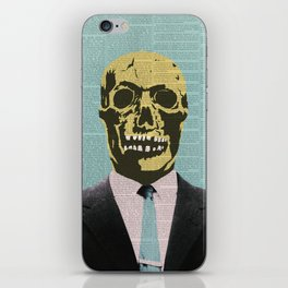 Working Man iPhone Skin