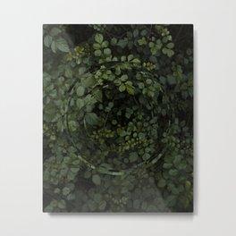 Tranquil Botanics (v.I) Metal Print