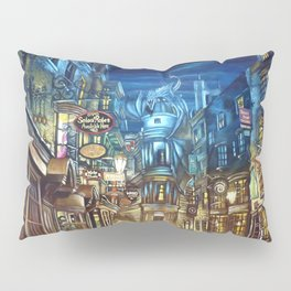 Diagon Alley Pillow Sham