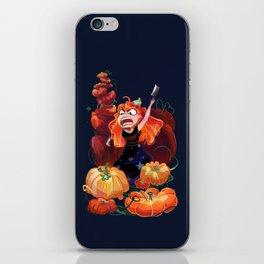 PUMPKIIINNNS iPhone Skin