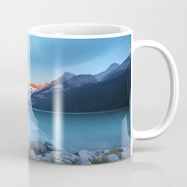 Mountains lake Coffee Mug