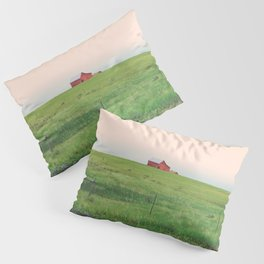 Distance and Time Pillow Sham