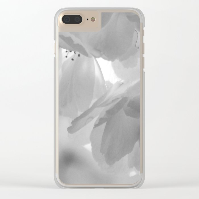 RAINDROP Clear iPhone Case