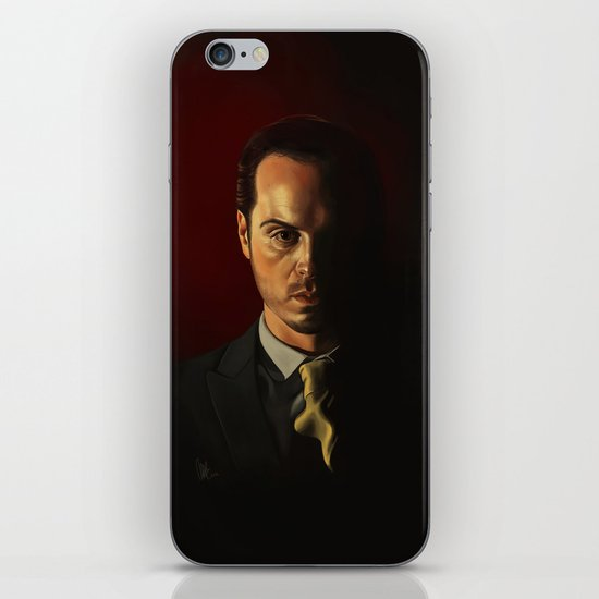 IOU - Sherlock iPhone & iPod Skin