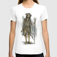 tina fey T-shirts featuring death fey by laya rose