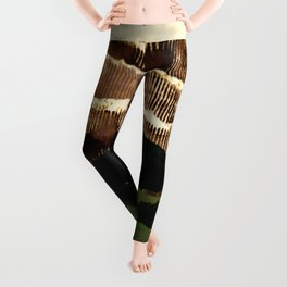 Mountain Landscape Leggings