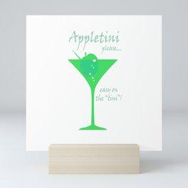 Appletini JD Mini Art Print