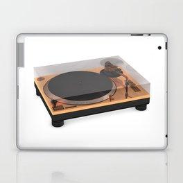 Golden Turntable Laptop & iPad Skin