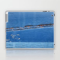 The Blue Line Laptop & iPad Skin