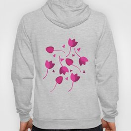 Lovely Floral Hoody