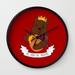 Mo' Honey, Mo' Problems Wall Clock
