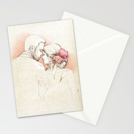 Mon amour Stationery Cards