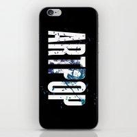 artpop iPhone & iPod Skins featuring ARTPOP by Greg21
