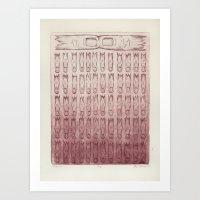"general Art Prints featuring ""General"" by Alexander James Romero"