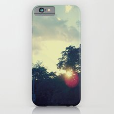 alley at sunset  iPhone 6s Slim Case