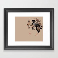 apparatus Framed Art Print