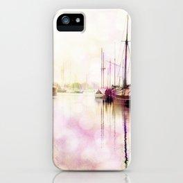 Northern Harbor IV iPhone Case