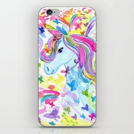 Mystical Rainbow Unicorn iPhone Skin