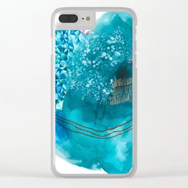 Migrations Clear iPhone Case