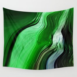 Liquid Grass Wall Tapestry