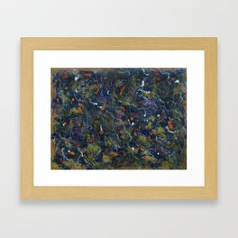 Landspace Framed Art Print