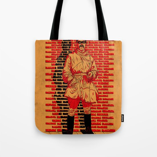 Five minute break!  Tote Bag