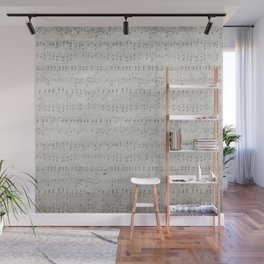 """MUSIC by collection """"Music"""" Wall Mural"""