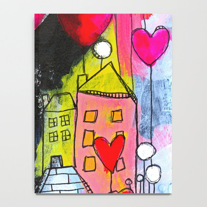 1024 Love Lane Notebook