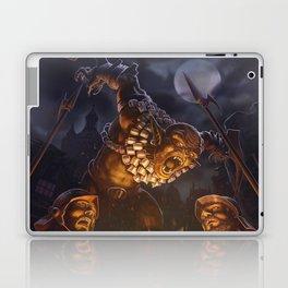 Goblin massacre Laptop & iPad Skin